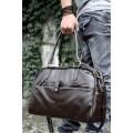 กระเป๋าแฟชั่น MMG สี Coffee ใบใหญ่หนังนิ่ม แฟชั่นกระเป๋าผู้ชาย คลาสสิค ทันสมัย 003624