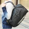 กระเป๋าแฟชั่น MMG สี ดำ ใบใหญ่หนังนิ่ม แฟชั่นกระเป๋าผู้ชาย คลาสสิค ทันสมัย เรียบเท่ 003625