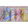 ชุดนอนเด็กหญิง ไซส์ 2-3 แขนยาว ขายาว ผ้ายืด (แบบโบว์อก กระดุม 2 เม็ด) คลิกดูลายเพิ่มเติม