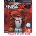 PS3: NBA 2K14 [Z3]