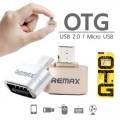 Ozaza Remax OTG  USB 2.0 Micro USB RA-OTG