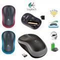 Ozaza เม้าส์ไร้สาย Logitech Wireless Mouse รุ่น - M185