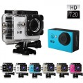 Ozaza กล้องกันน้ำ Action FULL HD 1080p Camera
