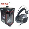 OKER Hi-Fi stereo headphone Gaming Headset รุ่น X92(สีดำ)