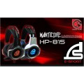 Signo E-Sport HP-815 MANTICORE 7.1 Surround Sound Vibration Gaming Headphone