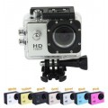 กล้อง Sport Camera กล้องกันน้ำ กล้องติดรถยนต์ และ มอเตอร์ไซร์