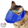 Nylon Guardian Gear®Nylon Cat Muzzles size Sหน้ากากแมว เอาไว้ตัดเล็บ เช็ดหูบังคับแมว