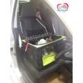Pet Car seat+กระเป๋าใส่สุนัขแมวใช้แขวนเบาะรถยนต์สินค้านำเข้า ยีห่้อ PetsInn รองรับน้ำหนัก1-6kgไซส์ M