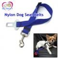 สายรัดสุนัขนิรภัย(สำหรับใช้ในรถ)Nylon Dog Seat Belts เพื่อความปลอดภัยเป็นระเบียบ ไซส์ S สุนัขเล็ก1-8