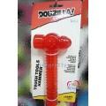 ของเล่นสุนัข Dogzilla Tough Tools ของเล่นยางทนทาน เครื่องมือฆ้อนแดง ลอยน้ำได้