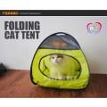 Cat tent เต็นท์แมว2in1 เป็นทั้งที่เล่นและที่นอนให้แมวได้เพลิดเพลิน สำหรับคนรักแมวสีน้ำตาล