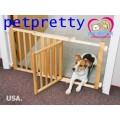+พร้อมส่ง+รั้วกั้นประตูบันไดFourpaws USAWalkOver ป้องกันสุนัขเข้าออกมีประตู(ปรับขยายสุดได้30-44นิ้ว)