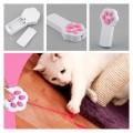 Ipaw Beam เลเซอร์ของเล่นแมวนำเข้า อุ้งเท้าแมว เสริมทักษะ สร้างความน่าสนใจได้สูง (ใช้ถ่าน)