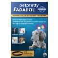 Adaptil collar ปลอกคออะแดบทิลให้สุนัขผ่อนคลาย ลดเครียด ลดก้าวร้าว ขนาดS-M ยาว37.5 cm