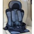 นั่งเด็กในรถยนต์ แบบพกพาพับเก็บง่ายงเนื้อผ้าคุณภาพดี รุ่น : AQZY-001D
