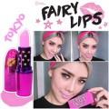 FAIRY LIPS BY FAIRY FANATIC ลิปสติก Tokyo Style (ชมพู)
