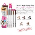 Mei Linda Smart Auto Brow Liner 0.25 g.(01 Red Brown น้ำตาลแดง)