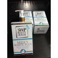 Milky White Plus Whitening Body Lotion bySWP 300 ml. โลชั่นน้ำนม