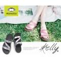 MONOBO  รุ่น KELLY รองเท้ายาง แตะสวม โมโนโบรุ่น เคลลี่ หญิง