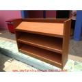 pmy13-6 ชั้นวางหนังสือแบบเอียง 3 ชั้น เด็กอนุบาล