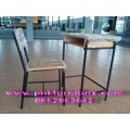 pnk1-2 โต๊ะเก้าอี้นักเรียน มอก. ระดับ4 ประถมศึกษา
