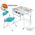 pnk1-35 โต๊ะเก้าอี้นักเรียน อนุบาล