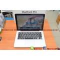 ขาย Macbook Pro 13 Core i7-2.9 GHz/4GB/750GB/Intel 4000 ใช้งานปกติ กล่องครบ