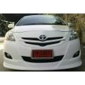 ชุดแต่งรอบคัน Toyota Vios 2007-2012 ทรง TRD v1