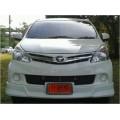 ชุดแต่งรอบคัน Toyota Avanza 2012-2013 ทรง Access
