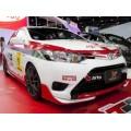 ชุดแต่งรอบคัน Toyota Vios 2013-2015 ทรง TRD