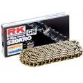 โซ่ RK 520 O-Ring ขนาด 120 ข้อ สีทอง