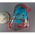 แหวนเงินแท้ หัวแหวนเป็น หินอริโซน่าเทอร์ควอยส์ สีฟ้า  silver ring,arizona turquoise