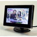 4.0in. LCD Monitor For Car Reverse Camera With 2 Video Channels