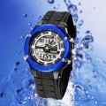 OHSEN – AD0913-2: Dual System Alarm / Chronograph Sports Watch