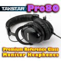 Takstar Pro80 – Premium Reference Class Monitor Headphone