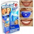 ชุดฟอกฟันขาว white Light ฟอกฟันขาว ด้วยตัวคุณเอง เพียงครั้งละ10นาที 1 ชุด 390 บาท