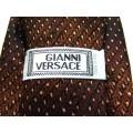 เนคไทแบรนด์เนมมือสอง Gianni Versace