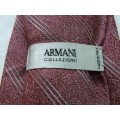 AM2 - เนคไทแบรนด์เนมมือสอง Armani