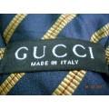 เนคไทแบรนด์เนมมือสอง Gucci
