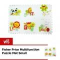 Fisher Price Multifunction Puzzle Mat Small แผ่นรองคลานเด็กแบบเล็ก ซื้อ 1 แถม 1