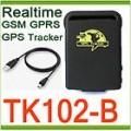 GPS Tracker TK102 ติดตามรถยนต์ ดักฟังได้ในตัวเดียวกัน มีเมมโมรี่บันทึกข้อมูลดูย้อนหลังได้