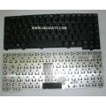 Keyboard Notebook สำหรับรุ่น Asus A3000 A6000 A6J (AS-15) คีย์บอร์ดโน๊ตบุ๊ก แถมสติ๊กเกอร์