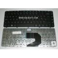 Keyboard Notebook สำหรับรุ่น HP/Compaq G4-1000 G6-1000 CQ43 (HP-31) คีย์บอร์ดโน๊ตบุ๊ก แถมสติ๊กเกอร์