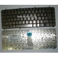 Keyboard Notebook สำหรับรุ่น HP/Compaq Pavillion DV5-1000 (HP-32) คีย์บอร์ดโน๊ตบุ๊ก แถมสติ๊กเกอร์