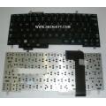 Keyboard Notebook สำหรับรุ่น Samsung N210 (SS-01) คีย์บอร์ดโน๊ตบุ๊ค แถมสติ๊กเกอร์