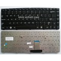 Keyboard Notebook สำหรับ Samsung R467 R470 R465 R440 R428  (SS-04) คีย์บอร์ดโน๊ตบุ๊ค แถมสติ๊กเกอร์