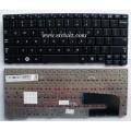 Keyboard Notebook สำหรับ Samsung N148 N150 N140 N143 N145 (SS-06) คีย์บอร์ดโน๊ตบุ๊ค แถมสติ๊กเกอร์