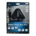 ตัวแปลง จอย เพลย์ เป็น พีซี ยูเอสบี ใช้กับ เกมส์เต้น ได้ เวอร์ชั่นใหม่ Super Dual Box Pro