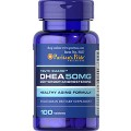 Puritan's Pride DHEA 50 mg.100 Tablets