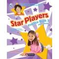 หนังสือเรียน Star Players Practice Book 3 with cutouts สำหรับ ป.3 (ฉบับใบประกันคุณภาพ)